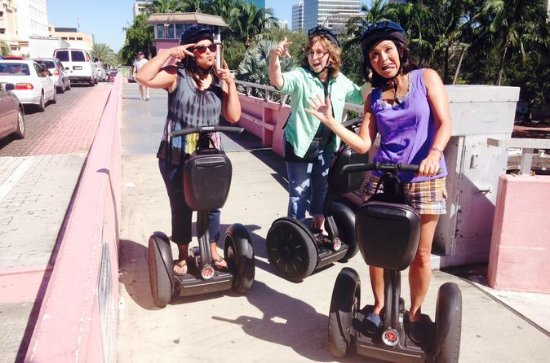 Fort Lauderdale 30-Minute City Segway...