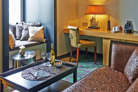 Room The Dominican Loft Salon