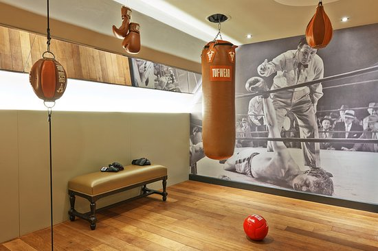 Boxing Room - Picture of The Dominican, Brussels - TripAdvisor