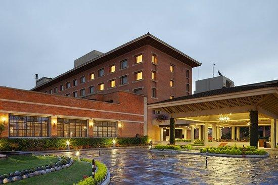 Crowne Plaza Kathmandu-Soaltee: Hotel Exterior-  MAIN