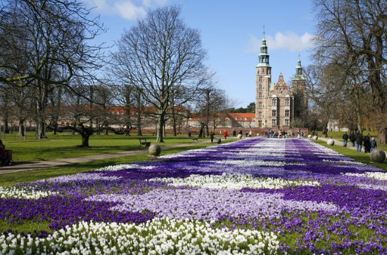Private Rosenborg Schloss Tour