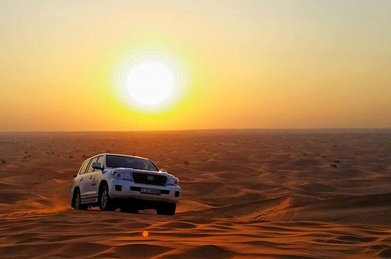 Sun Rise Desert Safari