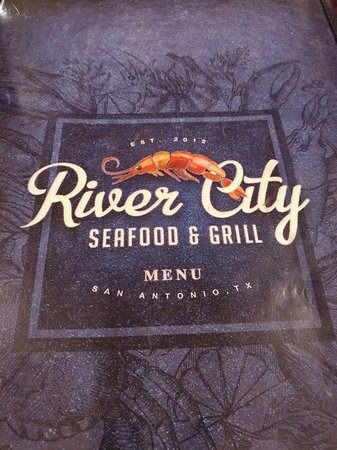 The River City Seafood & Grill: 20170102_182634_large.jpg