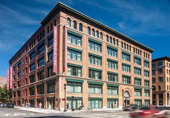 Residence Inn Boston Downtown/Seaport Hotel