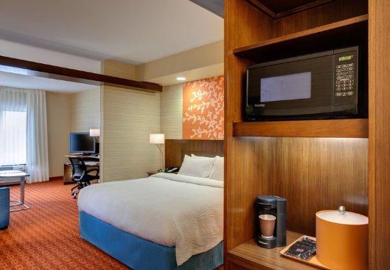 Bristol, TN: King Suite