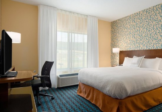 Bristol, TN: King Guest Room