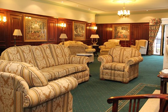 The Lawson Motor Inn: Conference/Lounge area