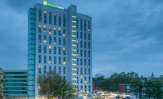 Holiday Inn Express Köln City Centre