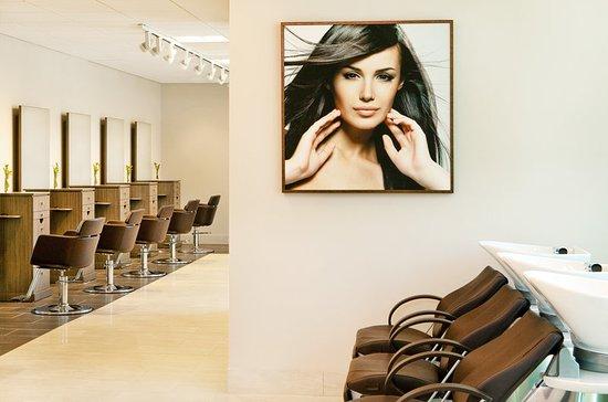 Sheraton Boston Hotel: Green Tangerine Spa - Hair Salon