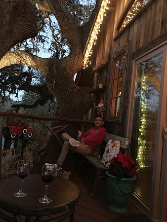 Utopia, TX: Laurel Tree Restaurant