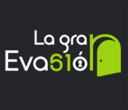 Oviedo, إسبانيا: Rotulo La Gran Evasion