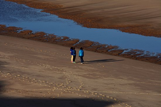 Wellfleet, MA: White Crest Beach, Cape Cod (Nov.2016)