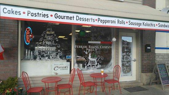 Mount Vernon, OH: Ferrari Baking Company