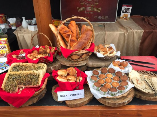 The Queenswood Cottage: Bread Corner