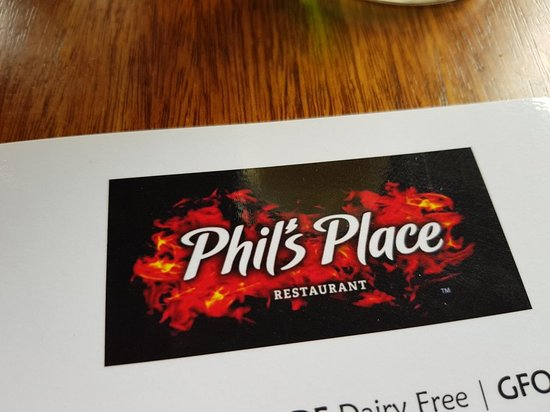 Phil's Place Restaurant: 20171126_124731_large.jpg