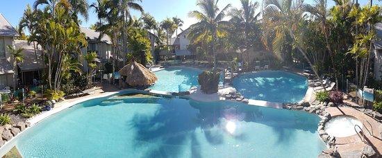 Islander Noosa Resort: Lagoon Pool