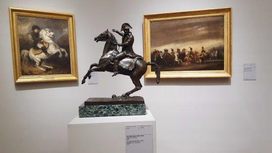 National Museum in Warsaw: Le coin de Napoléon