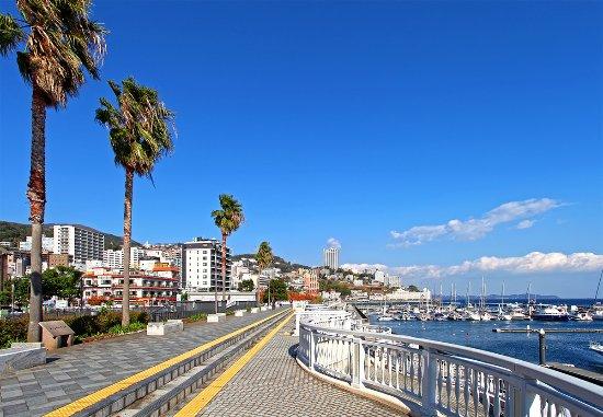 海開き2018,静岡,熱海サンビーチ,駐車場,サンビーチウォーターパーク