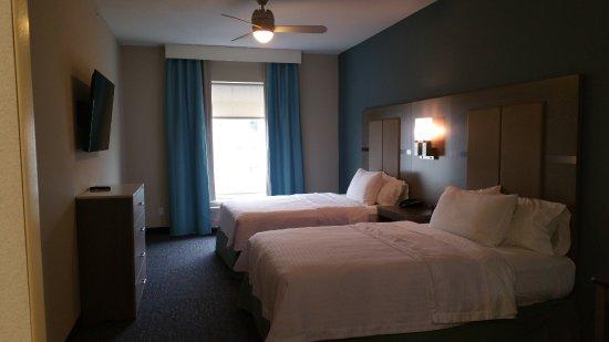 Bedroom Picture Of Homewood Suites By Hilton Orlando Theme Parks Orlando Tripadvisor