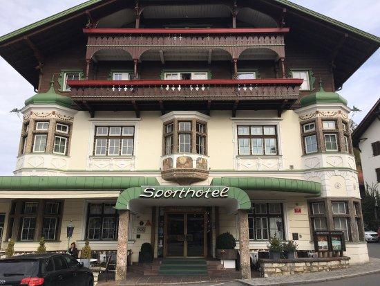Sporthotel Igls Ab Chf 134 C H F 2 2 1 Bewertungen Fotos Preisvergleich Innsbruck