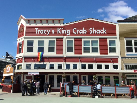 Tracy S King Crab Shack Juneau Menu Prices
