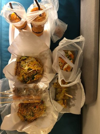 Halal Food And Snacks From The Streets Picture Of Ibis Styles Krabi Ao Nang Tripadvisor
