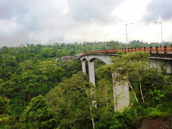 Pelaga, Indonézia: Jembatan-Tukad-Bangkung-Plaga-Highest-Bridge-Asia