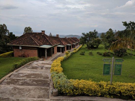 Nyungwe Top View Hill Hotel-billede