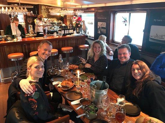 Bedste service i Århus og fantastisk mad!