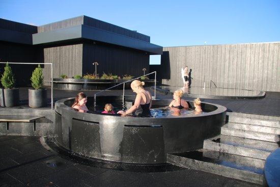 Reykholt, Iceland: Krauma geothermal spa