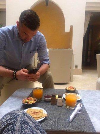 Dar Maya: Breakfast
