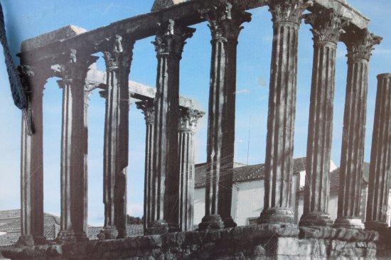 Templo Romano de Evora (Templo de Diana): info