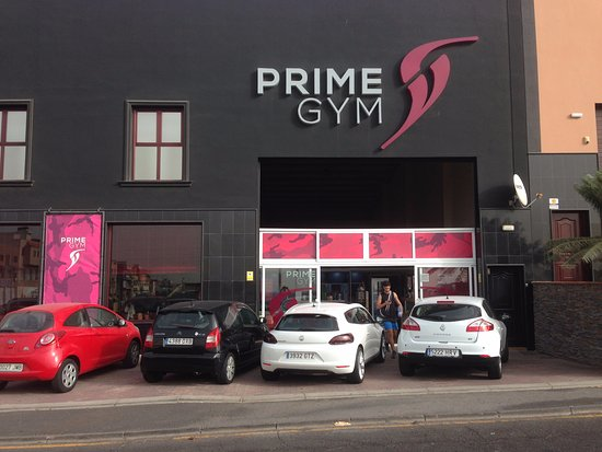 Santa Cruz de Tenerife, Spain: Prime Gym facade at Las Chafiras