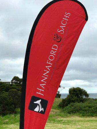 Kingscote, Australia: Hannaford & Sachs
