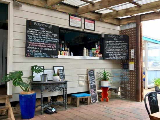 Kingscote, Australia: Rock Pool Cafe Stokes Bay