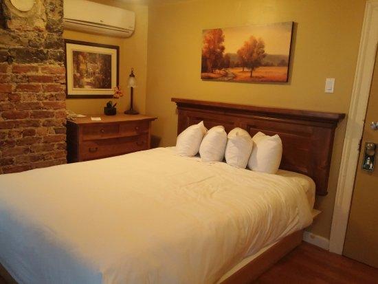Hotel Acadia : Chambre 510