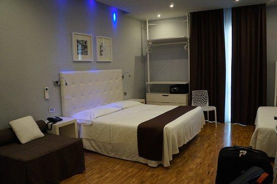Orcagna Hotel: Schlafbereich