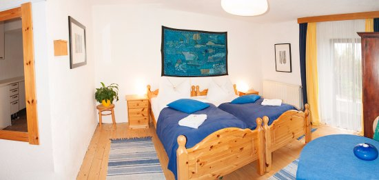 Nassereith, Austria: Blue Indigo Room