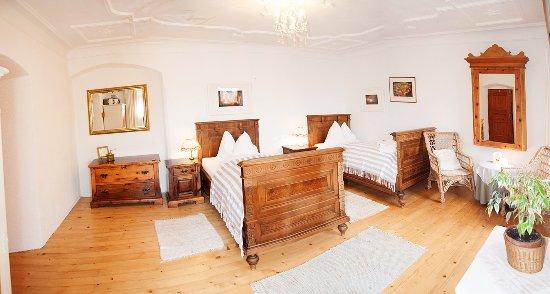Nassereith, Austria: Vintage room