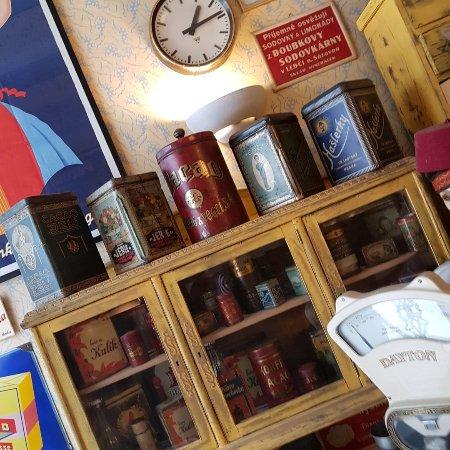 Pardubice, República Checa: Cafe Bajer Ve dvore