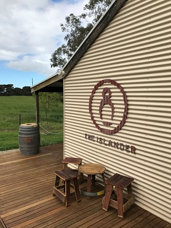 Kingscote, Australia: The Islander Estate Cellar Door 1