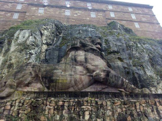 Belfort Citadel & The Lion of Belfort: IMG_20171126_123049_large.jpg