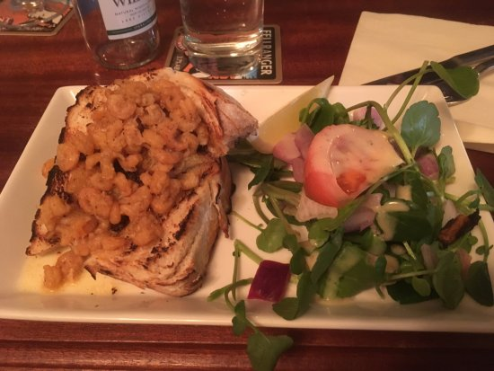 Broughton-in-Furness, UK: Morecambe bay shrimps