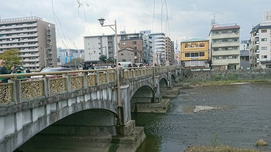 Shichijo Bridge