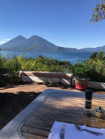 Tzampoc Resort: Amazing views