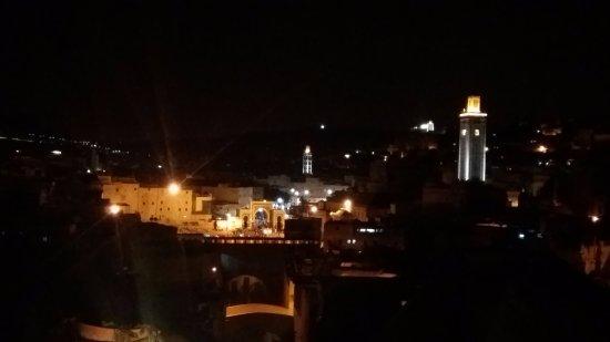 Dar Seffarine: View from rooftop terrace