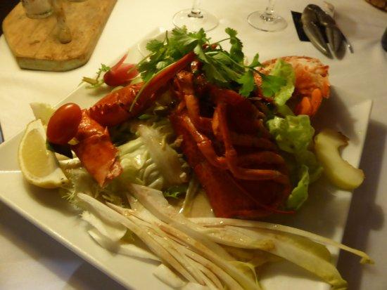 Cavanac, Francja: Demi homard