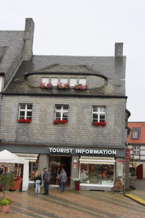 ‪Tourist-Information Goslar‬
