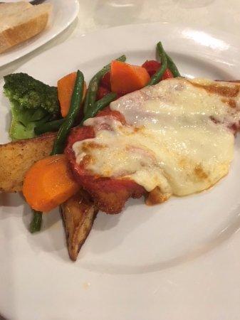 Concord, كندا: Chicken parmigiana