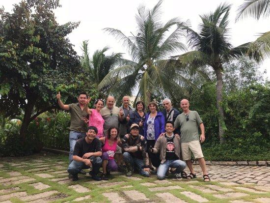 Original Easy Rider Vietnam: End of the tour in Mui Ne